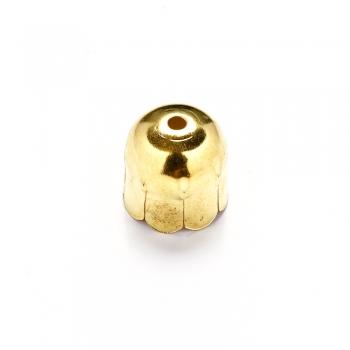 Ковпачки золоті 8 пелюсток