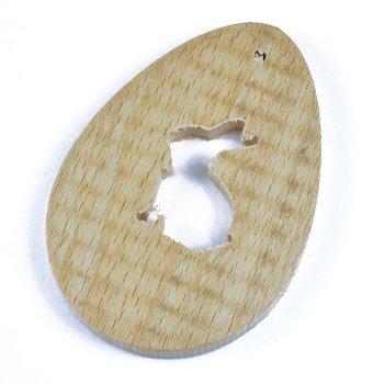 """Декоративное яйцо """"Зайчик"""""""