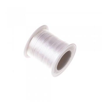 Шнур білий поліестеровий 2 мм