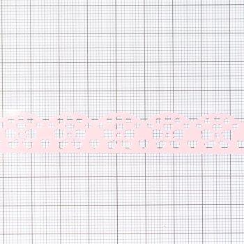 Скотч с узором 15 мм, 1м