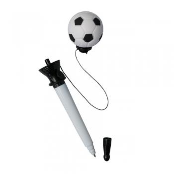 Ручка футбольный мяч
