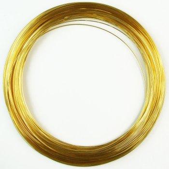 Тонкая жесткая основа для ожерелья