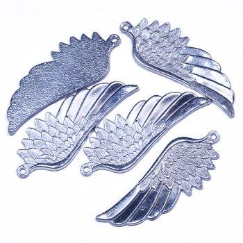 Кулон металевий (крило)