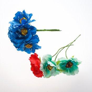Штучні квіти, мікс