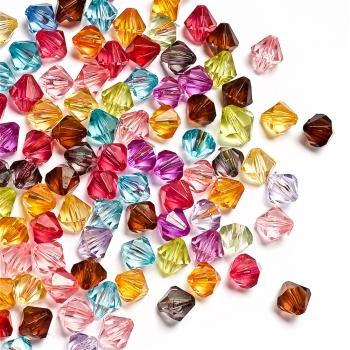 Двуконические кристаллы микс 12 мм