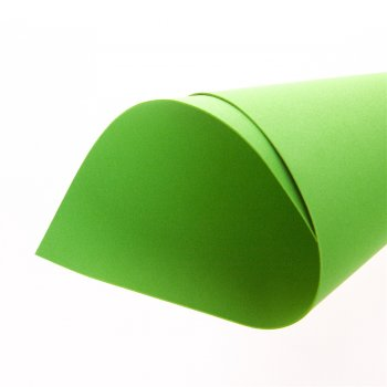 Фоамиран зеленый (Иран 016), А4, 1мм