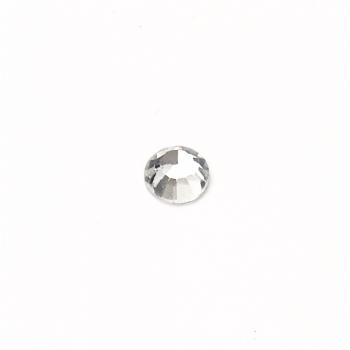 Прозрачный хрусталь термоклеевые стразы 3.8-4.0 мм уп 20 шт