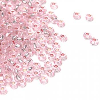 08273 чешский бисер Preciosa 5г  розовый