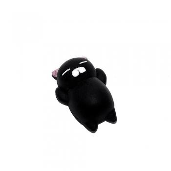 """Игрушка-антистресс """"Толстый кот"""" черный"""
