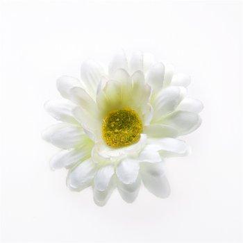 Штучні квіти ромашка біла, 75 мм