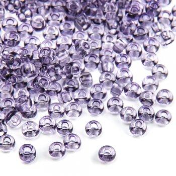 01121 чешский бисер Preciosa 5г фиолетовый/сиреневый
