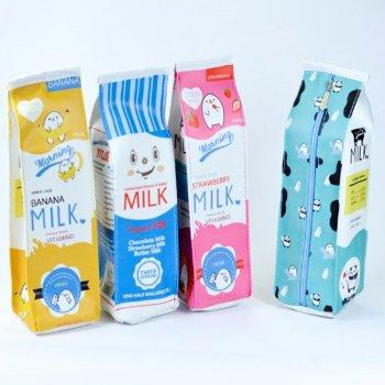 "Пенал ""Пакет молока"""