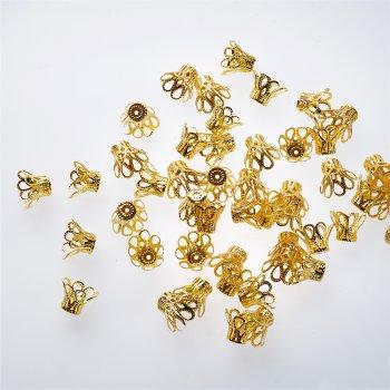 Конуси ажурні золотоа
