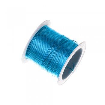 Алюміній дріт блакитна 0,6 мм