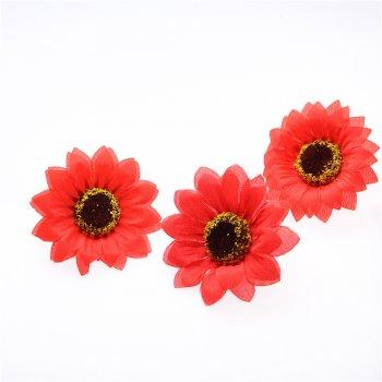 Искусственные цветы ромашка