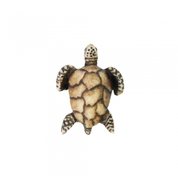 Етнічний пластик черепаха
