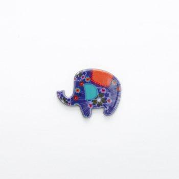 "Пластикові клейові елементи ""Слон"""