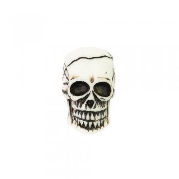 Этнический пластик череп