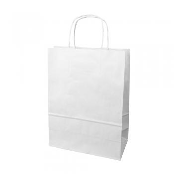 Пакет картонний 240х110х320 білий
