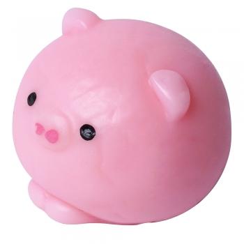 Игрушка-антистресс Поросенок розовый