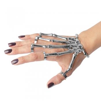 Браслет рука скелета