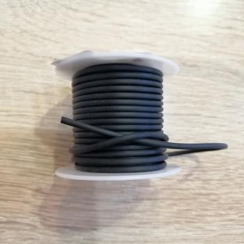 Шнур каучуковий 2,5 мм