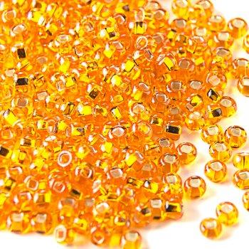 97000 чеський бісер Preciosa 5г помаранчевий