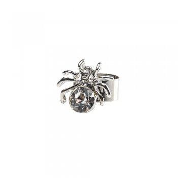 Сережки-Кафи з павуком