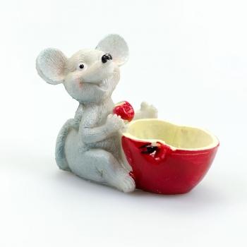 Декоративная фигурка Мышка