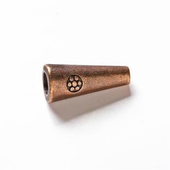 Металлическая литая фурнитура медь