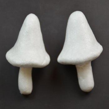 Пенопластовая заготовка, гриб 50 мм