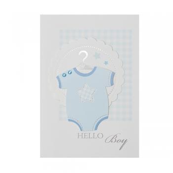Открытка Baby Boy/Girl