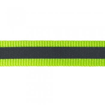 Лента репсовая светоотражающая 10 мм