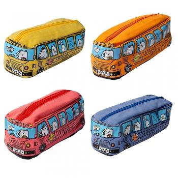 Пенал в формі Автобусу
