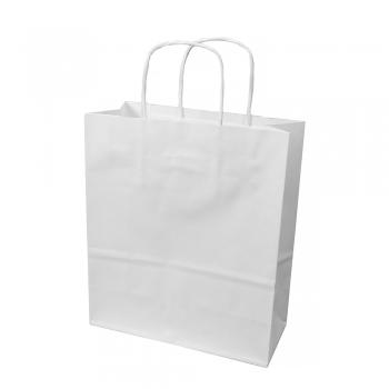 Пакет картонный 180х100х210 белый