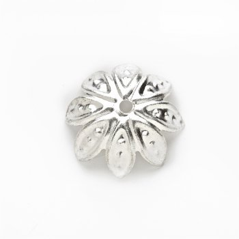 Сріблясті Обіймачі срібло півколо 10 мм