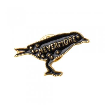 Значок пін птах Nevermore