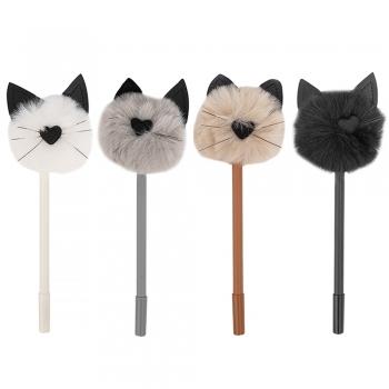 Ручка Пухнастий кіт