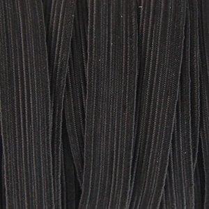 Резинка білизняна чорна ширина 10 мм