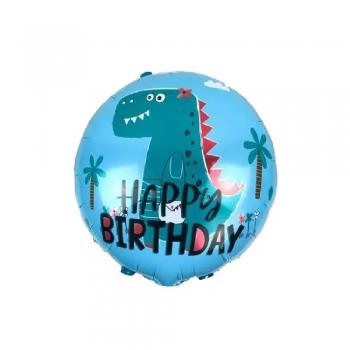 Куля фольга Happy Birthday