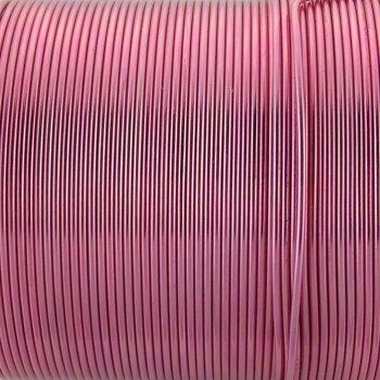 Дріт алюмінієвий свiело-рожевий 0,8 мм