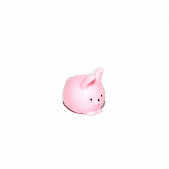 """Іграшка-антистрес """"Кролик"""" рожевий"""
