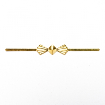 Кріплення для кулонів і підвісок золото 15 мм