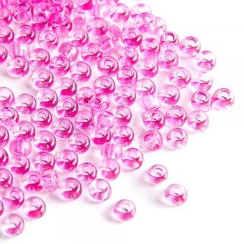 01192 чешский бисер Preciosa 5г  розовый