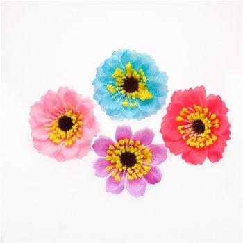 Искуственные цветы микс цветов