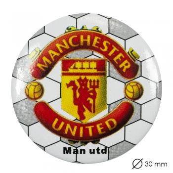 Значок футбольного клубу Манчестер Юнайтед