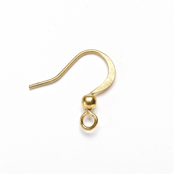 Швенза крючкообразная сплюснутая  золотая