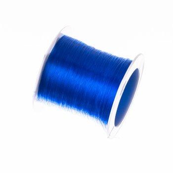 Волосінь бижутерная 100 м (+-10%). Синій. Діаметр 0,30 мм.