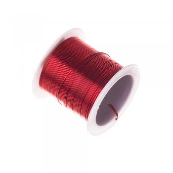 Проволока алюминиевая красная