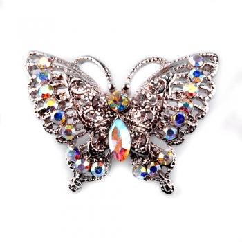 Брошка Метелик